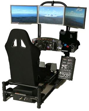 Ultimate-flight-simulator