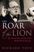 Roar of the Lion_R.Toye book cover